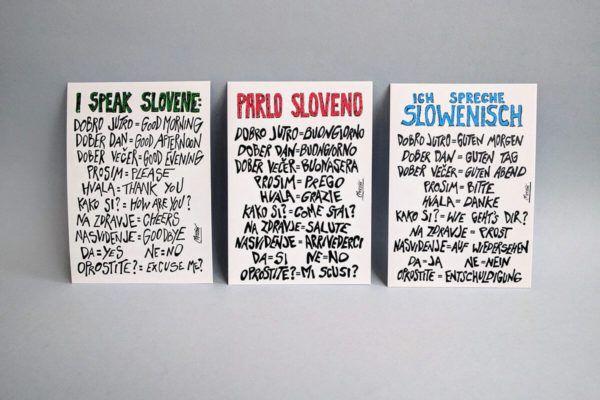 Jezične razglednice