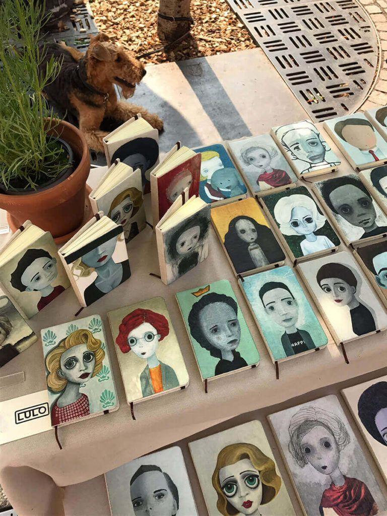 Matej Črnjavič – Pri večini slik izstopajo oči