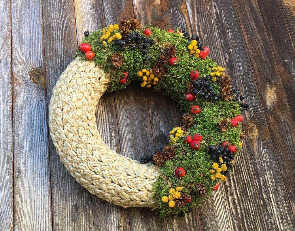 Sandra Šnepf – V naravi se vedno najde material za ustvarjanje