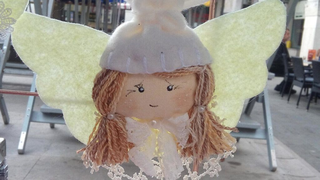 Angelske obešanke