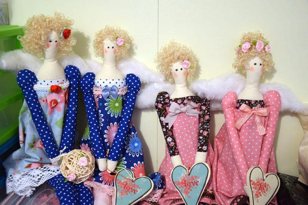 Angelske punčke