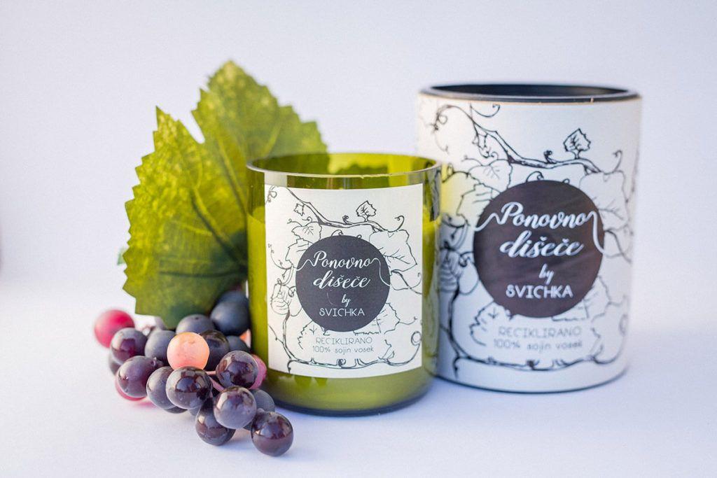 Dišeče sveče Svichka