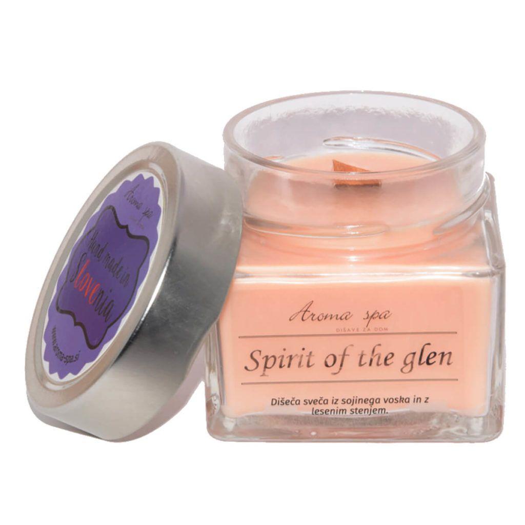 Dišeče sveče Aroma spa