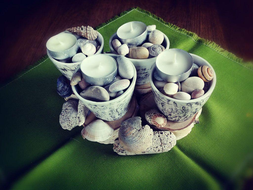 Jerneja Stanonik: Keramika iz Školjke je topla, pristna in prvinska