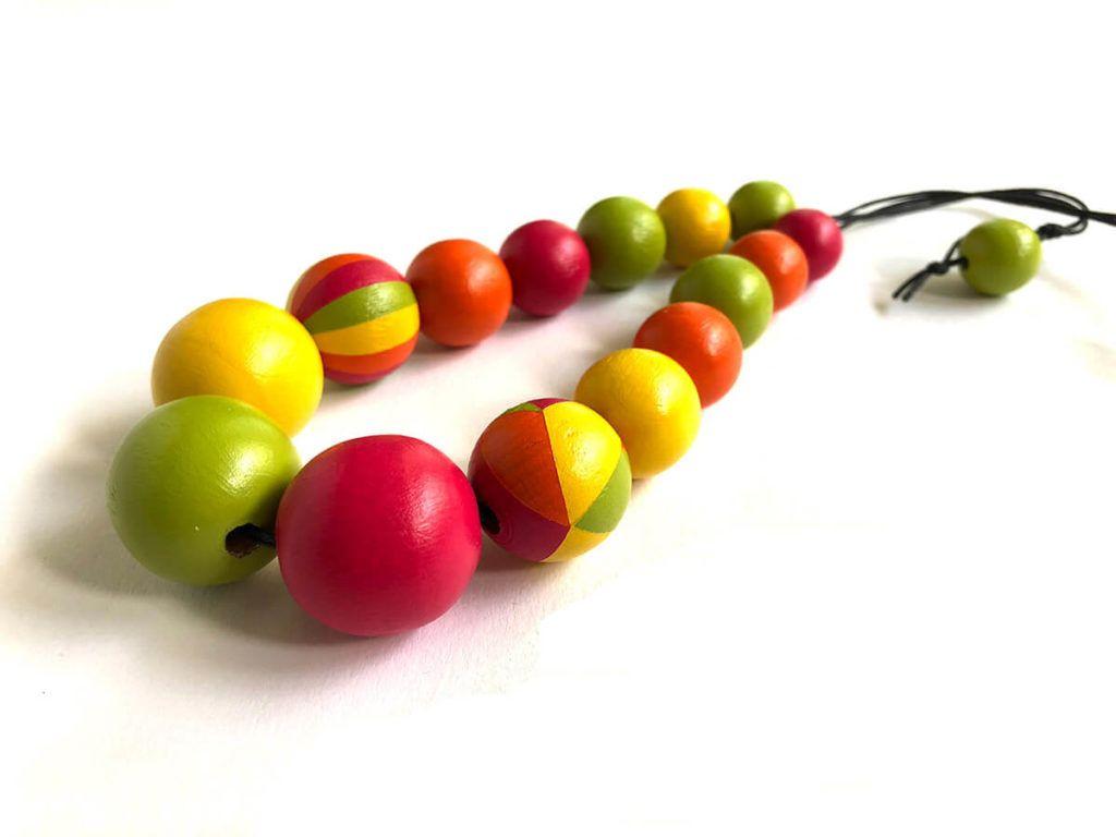 Špela Šega: Največ časa ji vzame iskanje ustreznih barvnih kombinacij