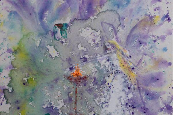 Anja Bunderla: V umetnost vključuje čebele