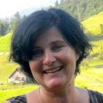 Ina Stergar: Ustvarja v izvirni likovni tehniki