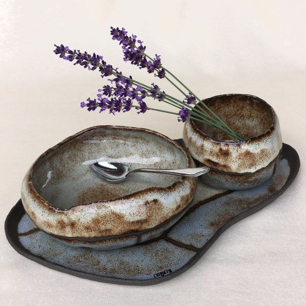 Mihael Štiglich ustvarjalno svobodo najde v oblikovanju rib